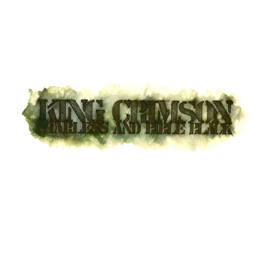 King Crimson Lp Cover Art