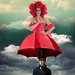 Red Umbrella by Cat Girl 007