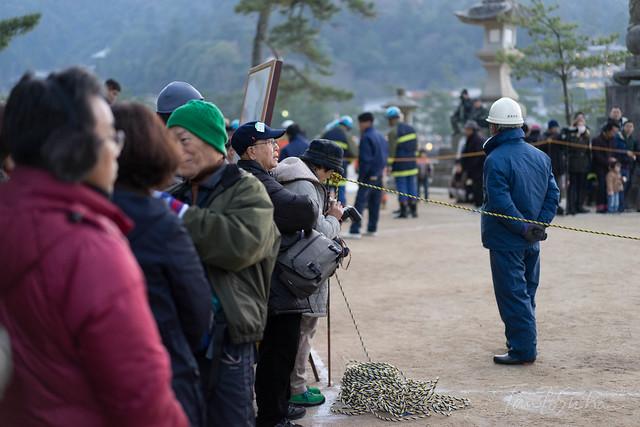 カメラマン 鎮火祭 (Cameraman Chinka-sai)
