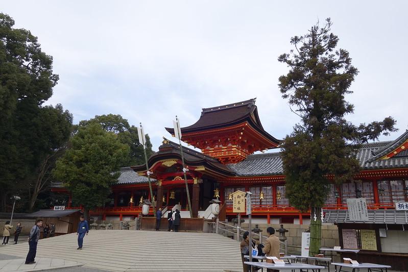 京都 石清水八幡宮