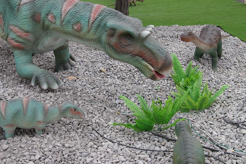 台中恐龍展