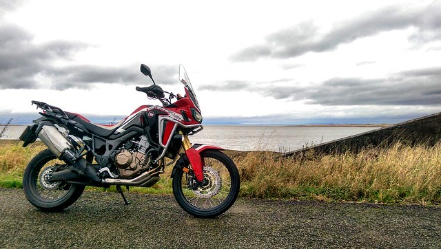 New Africa Twin.