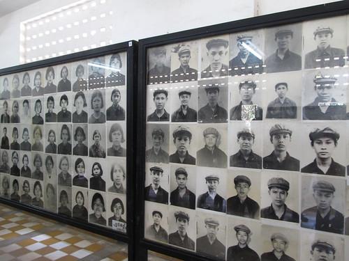 Phnom Penh: la prison S21 et ses bourreaux