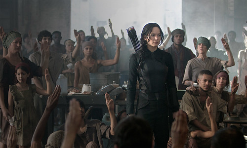 The Hunger Games - Mockingjay - Part I - screenshot 1