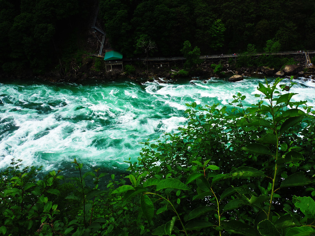 Whirlpool State Park, New York, USA