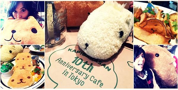 Kapibarasan Christmas Cafe