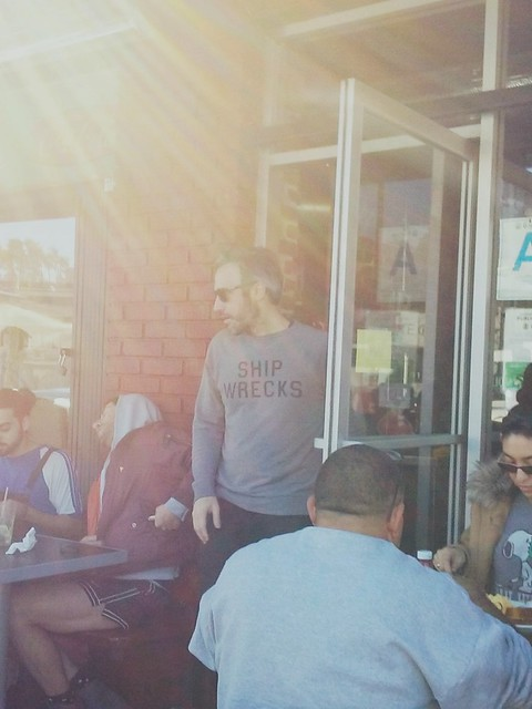 Millie's Cafe, Sunset Blvd.