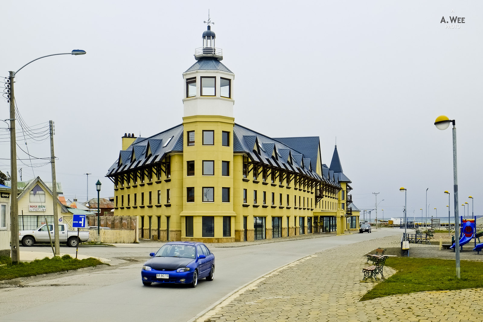 Hotel Costaustralis