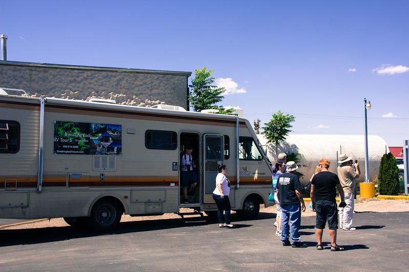 Breaking Bad kuvauspaikat, Albuquerque: Pesula