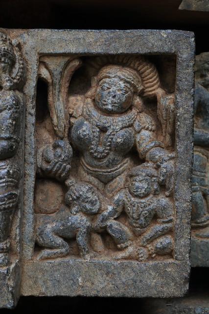 Putana and Krishna