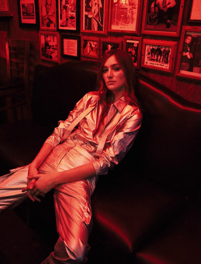 Жозефин Ле Тутур — Фотосессия для «Glamour» FR 2016 – 17