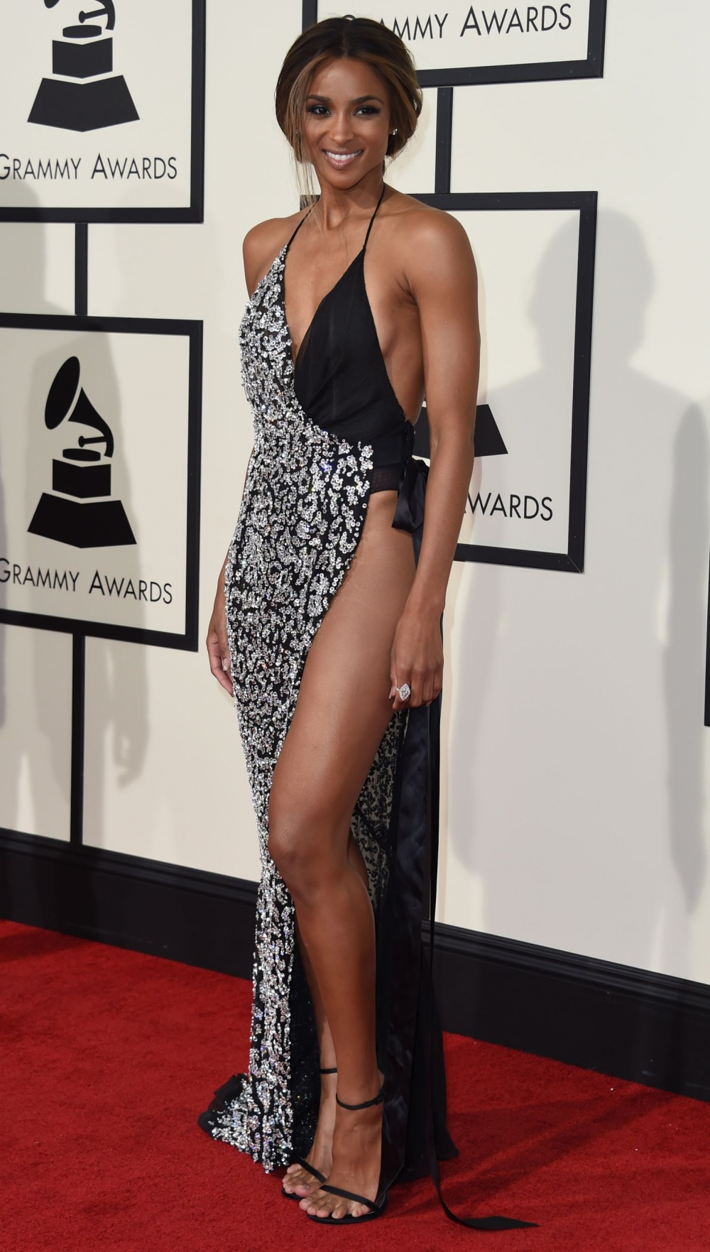 Ciara Grammys 2016 Best Dressed Celebrities