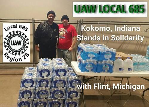 water Flint