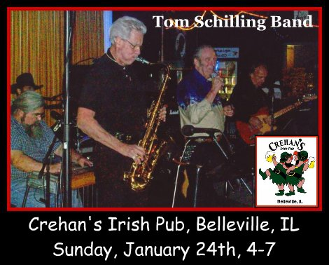 Tom Schilling Band 1-24-16