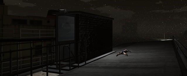 Crime Scene, Ferry Dock - Furillen
