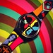 Swatch GB 122 Coloured Love (1988) by Christian Montone
