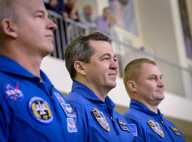 Expedition 47 Qualification Exams (NHQ201602240022)