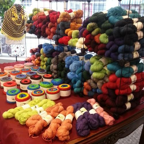 Wandering Wool 1