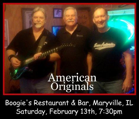 American Originals 2-13-16