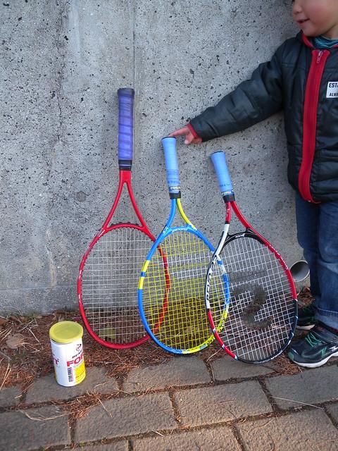 Photo:tennis racket By 5thLuna