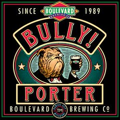 Bully Porter Bottle Label