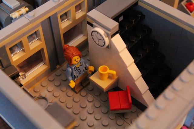 Lego Creator street
