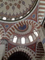 Turkey (Istanbul) Interior view of  Atik Valide Camii