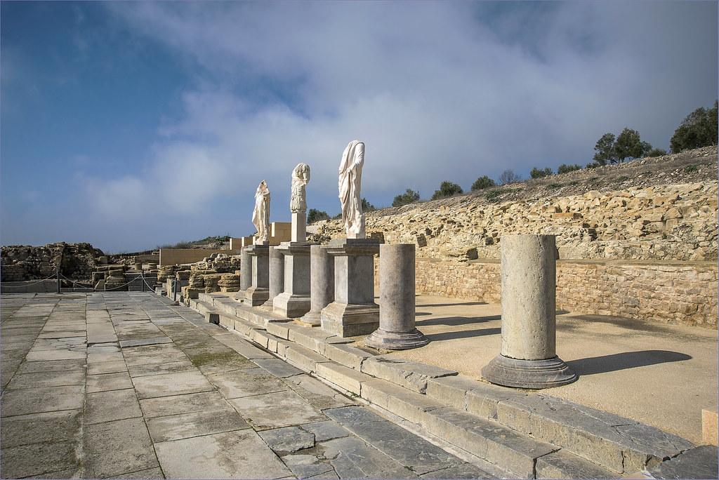 Roman times. TORREPAREDONES. Baena. Cordoba. Andalusia. Spain