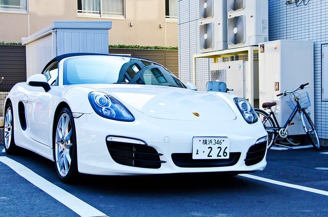 Photo:Porsche Boxster : ポルシェ・ボクスター By Dakiny