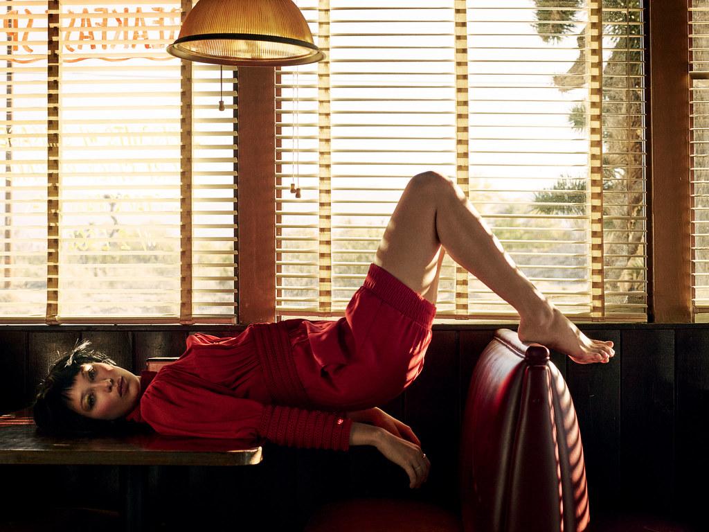 Белла Хадид — Фотосессия для «Love» 2016 – 5
