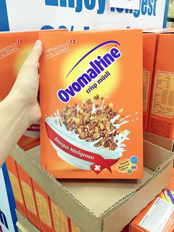 Ovaltine cereal