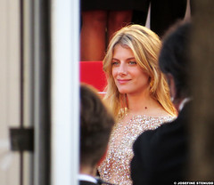 20150518_40 Mélanie Laurent | The Cannes Film Festival 2015 | Cannes, France