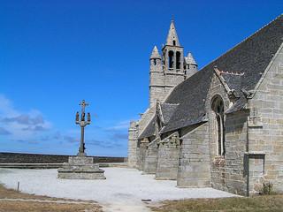 Notre Dame de la Joie - Saint Guénolé - Bretagne - France
