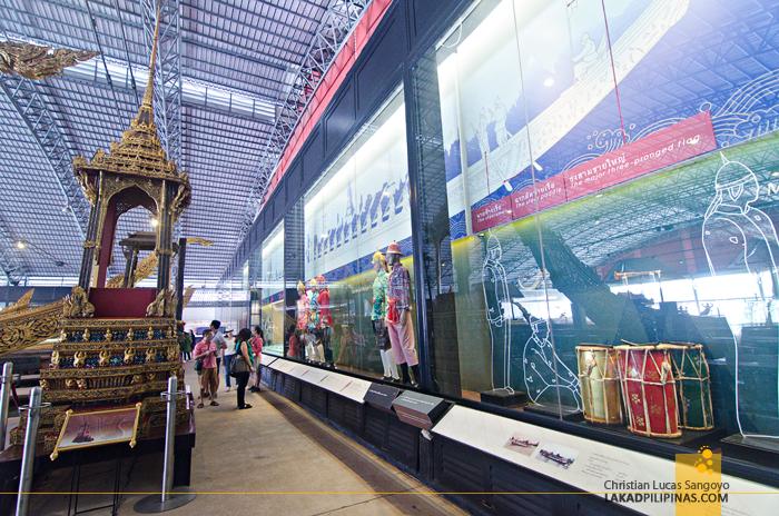 Chao Phraya River Tour Royal Barge Museum