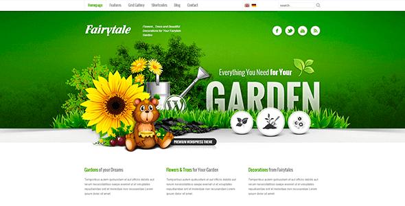 Ait-Themes Fairytale v1.17 – Gorgeous Business Presentation