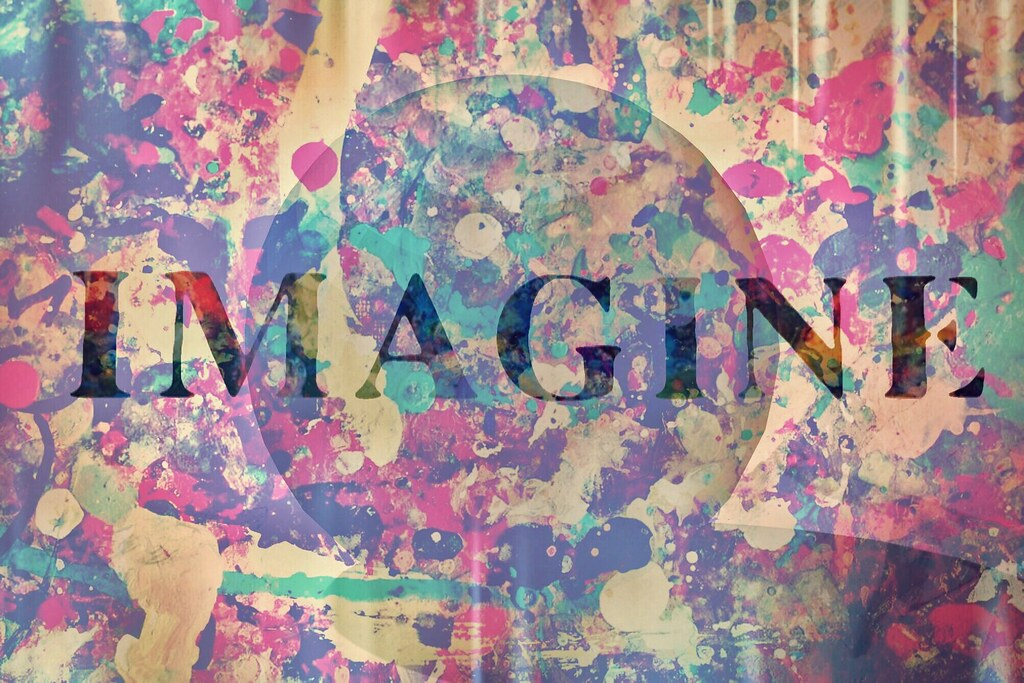 Imagine Abstract