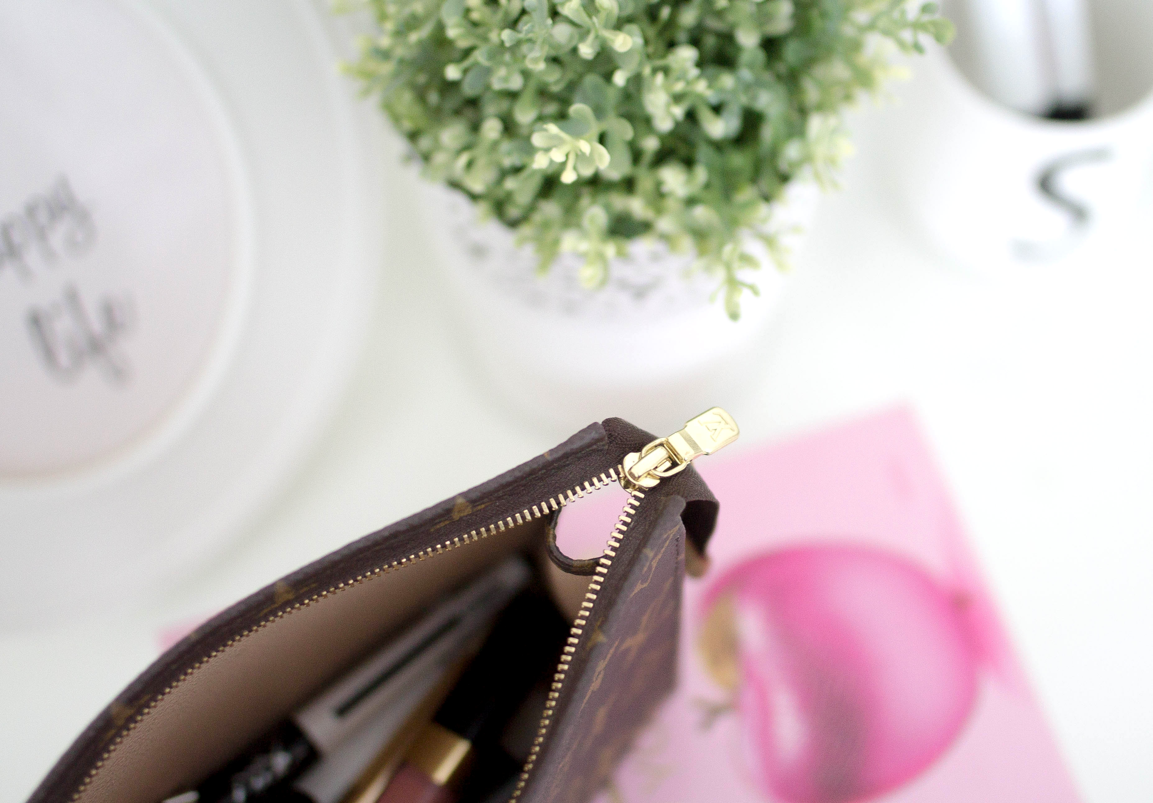 lv cosmetics pouch