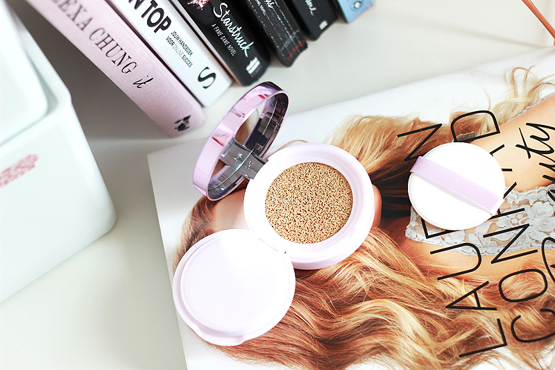 L'Oreal Nude Magique Cushion Foundation Review
