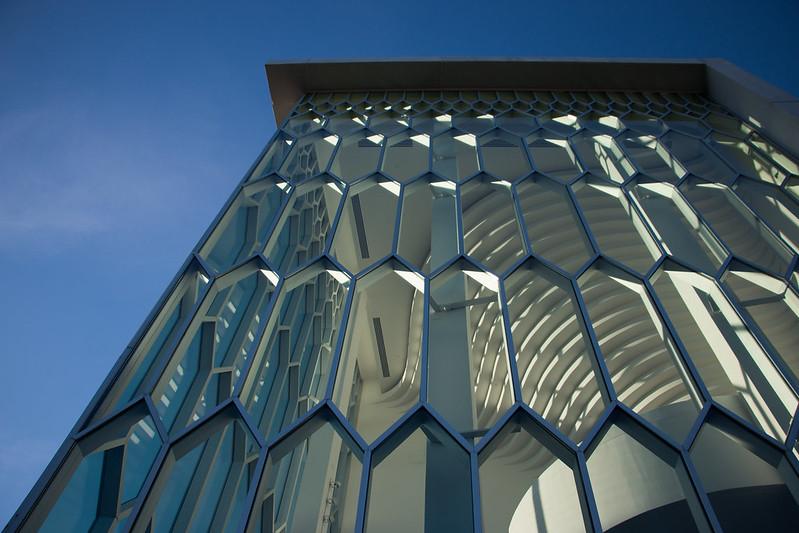 Moss Arts Center. Photo by Scott Beaubien.