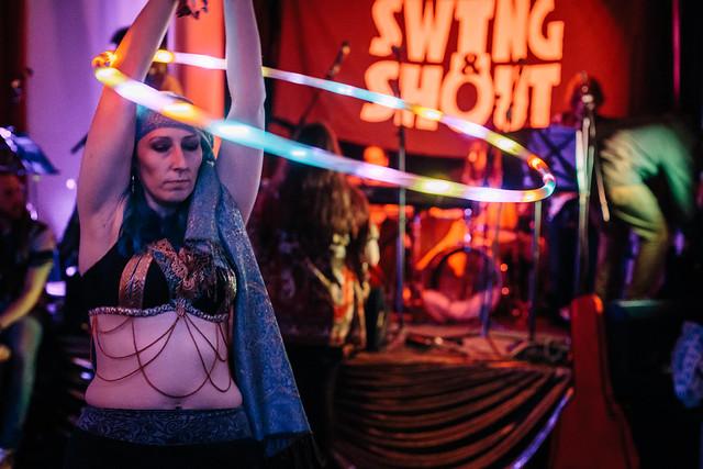 Swing & Shout    19 March 2016