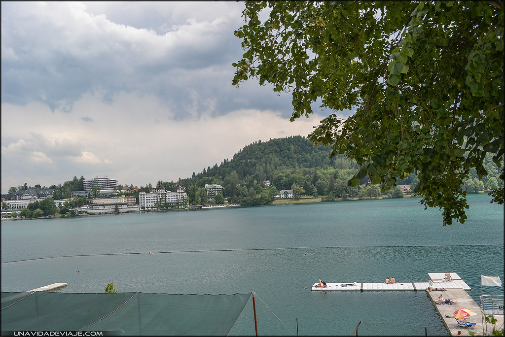 Eslovenia Bled lago