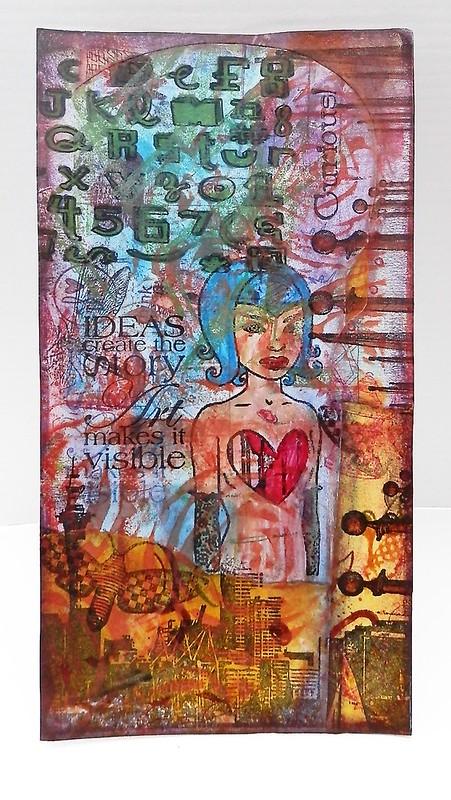 Mail Art 018-2016