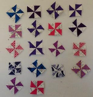 Tiny Pinwheels