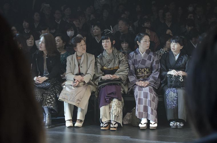 Mercedes Benz Fashion Week Tokyo Jotaro Saito 2