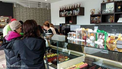 Chez Christophe Chocolaterie Patisserie, Burnaby