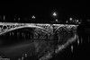Puente de Triana by night
