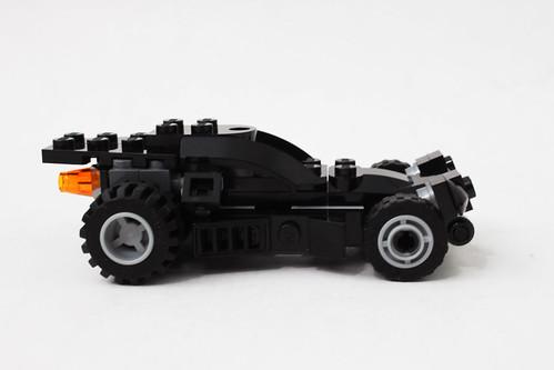 LEGO DC Comics Super Heroes The Batmobile (30446)