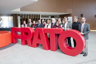 Inauguración 'Imaginar la Educación. 50 años con Frato'