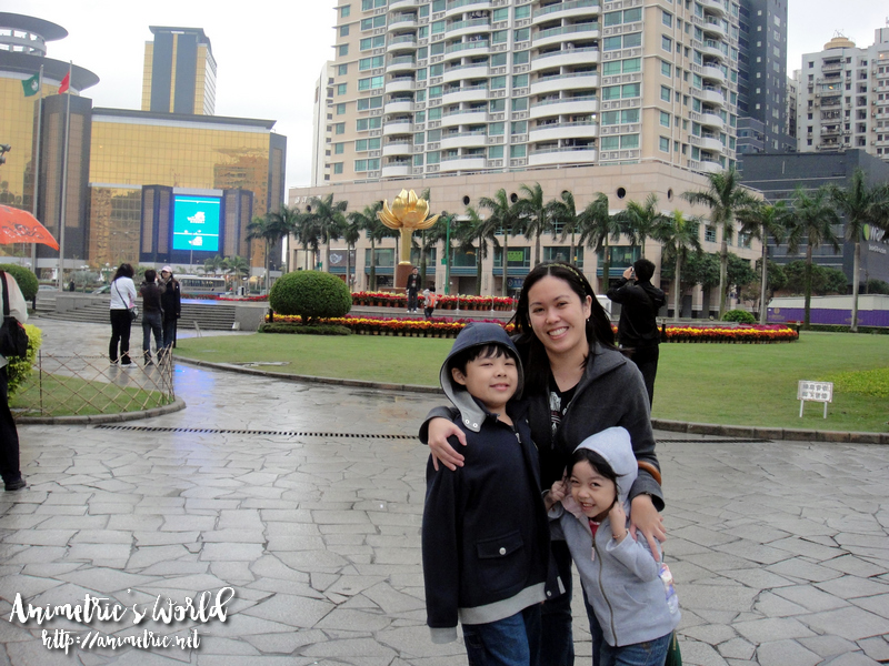 Kids in Macau