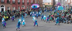 CYBERACTIVE PRESENTED BY THE INISHOWEN CARNIVAL GROUP [ST. PATRICK'S DAY PARADE IN DUBLIN 2016]-112589